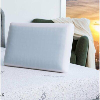 Memory Foam Standard Gel Pillow