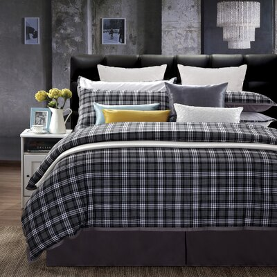 Checkers 7 Piece Queen Duvet Set