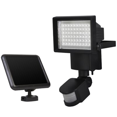 Solar Motion 60-Light LED Security Light