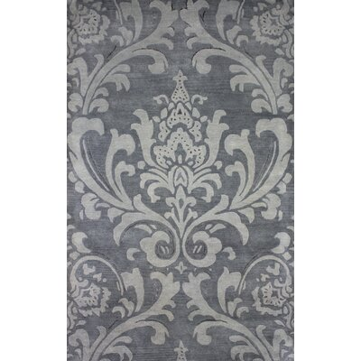Tuscany Grey Rug Rug Size: Rectangle 5 x 8