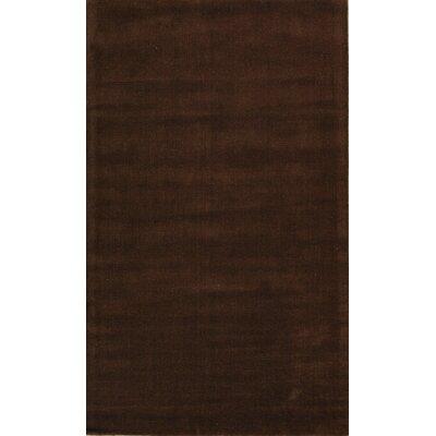 Verde Choclate Rug Rug Size: 8 x 11