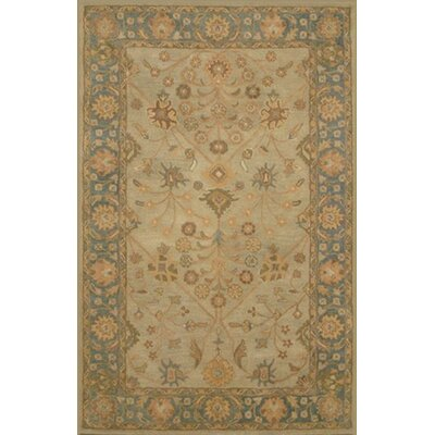 Aberdeen Light Blue Area Rug Rug Size: Square 16