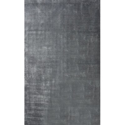 Ashlee Charcoal Area Rug Rug Size: Square 1'6