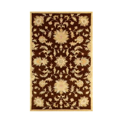 Joyce Brown Area Rug Rug Size: 8 x 11
