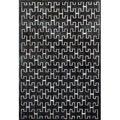 Rhythm Blue Rug Rug Size: Rectangle 8 x 11