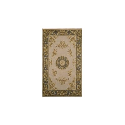 Ablon Ivory Area Rug Rug Size: Rectangle 5 x 8