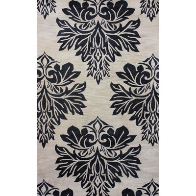 Andorra Beige Area Rug Rug Size: Rectangle 5 x 8