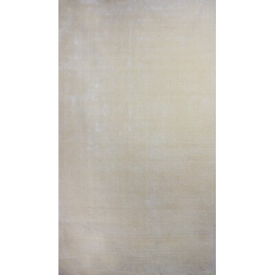 Ashlee Hand-Tufted Ivory Area Rug Rug Size: Runner 28 x 9