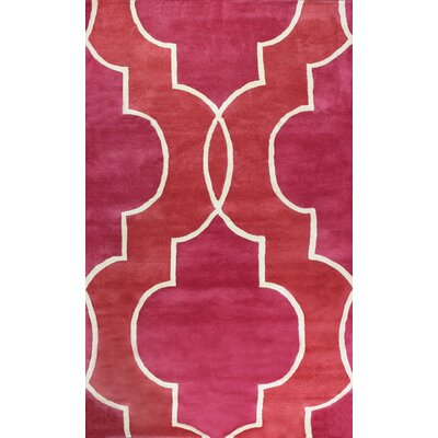 Chelsea Fuchsia Rug Rug Size: Rectangle 8 x 11