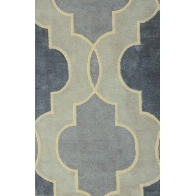 Chelsea Grey Rug Rug Size: 8 x 11