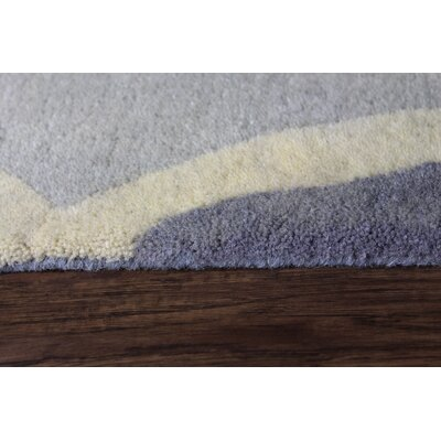 Chelsea Grey Rug Rug Size: Square 16