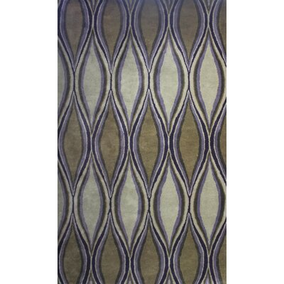 Chelsea Brown Rug Rug Size: Rectangle 5 x 8