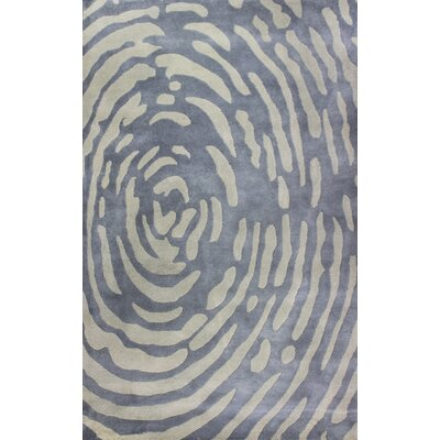Dendro Ring Rug Rug Size: Rectangle 5 x 8