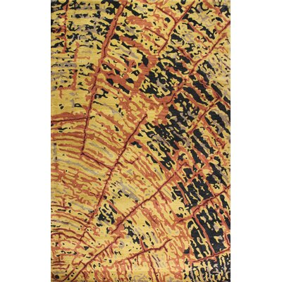 Dendro Multicolored Rug Rug Size: Square 16