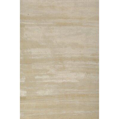Dwelling Ivory Area Rug Rug Size: 8 x 11
