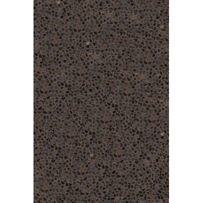 Hair Hyde Chocolate Area Rug Rug Size: 3 x 5