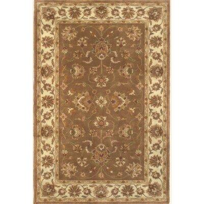 Jasmine Ivory Rug Rug Size: Square 16