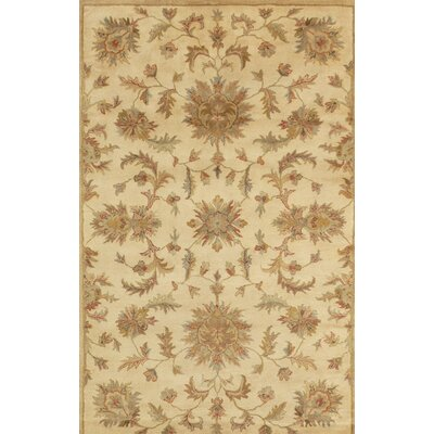 Joyce Ivory Area Rug Rug Size: Rectangle 8 x 11