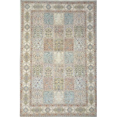Khisti Area Rug Rug Size: Rectangle 4 x 6