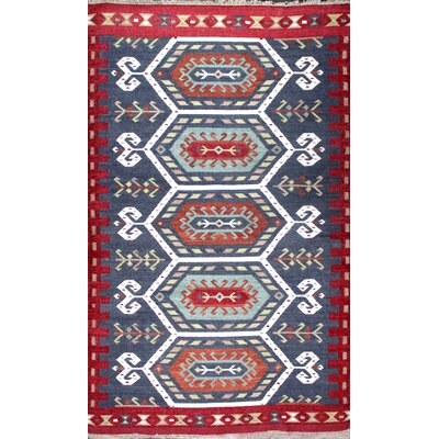 Yother Multi-colored Rug Rug Size: 76 x 96
