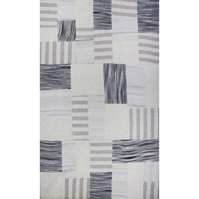 Tomasello Wave Rug Rug Size: 8 x 10