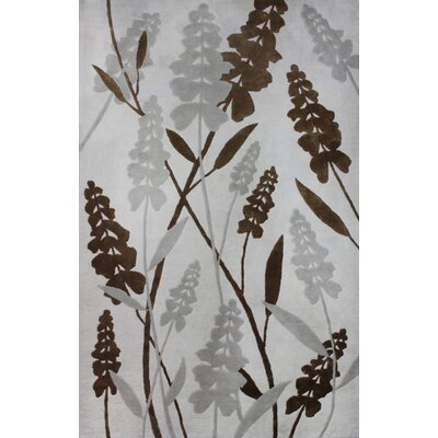 Lima Ivory Rug Rug Size: Rectangle 5 x 8