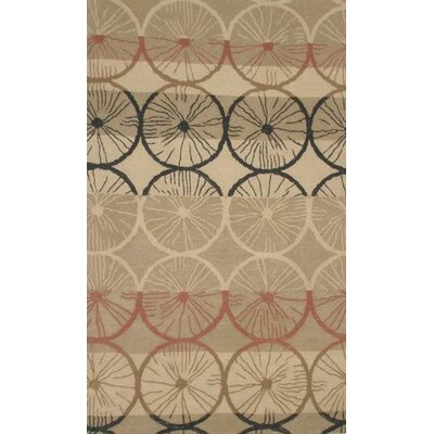 Lucas Multi Lemon Rug Rug Size: Rectangle 5 x 8