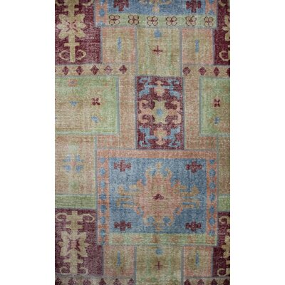 Medallion Rug Rug Size: Rectangle 5 x 8