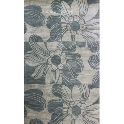 Modena Gray Area Rug Rug Size: 5 x 8