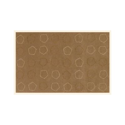 Sway Beige Rug Rug Size: Rectangle 5 x 8