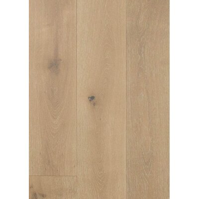 7.5 Engineered Oak Hardwood Flooring in Brushed Natural Oak