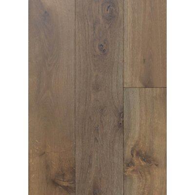 7.5 Engineered Oak Hardwood Flooring in Brushed Centennial