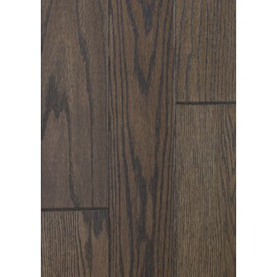 5 Engineered Oak Hardwood Flooring in Brushed Mocha