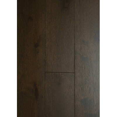 7.5 Engineered Oak Hardwood Flooring in Brushed Metro