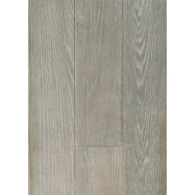 6 Engineered Oak Hardwood Flooring in Brushed Cliff