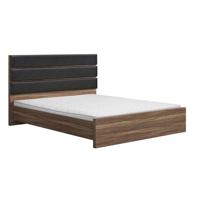 Venom Queen Upholstered Platform Bed