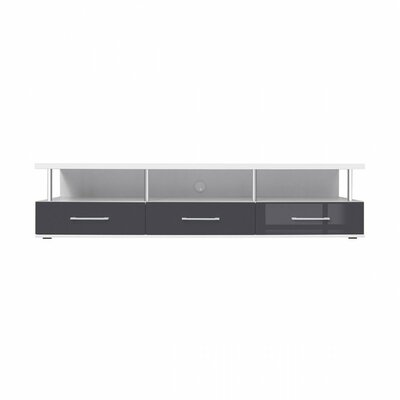 Avila 71 TV Stand Color: Gray