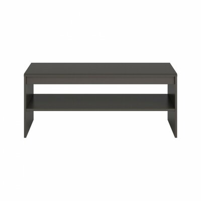 Elpasso Coffee Table Color: Gray