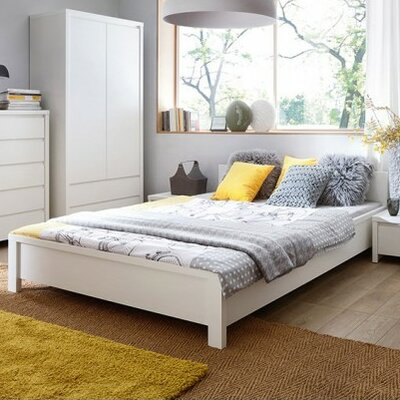Kaspian Queen Platform Bed