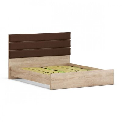 Venom Queen Platform Bed