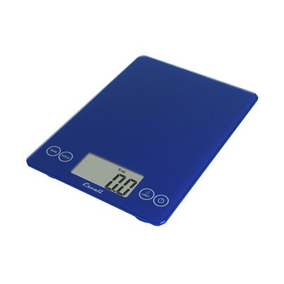 Arti 15 lbs Digital Kitchen Scale Color: Electric Blue 157PB