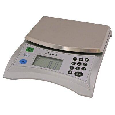 Escali Pana Digital Baking Scale - 13 lb / 6000 g - V136 V136