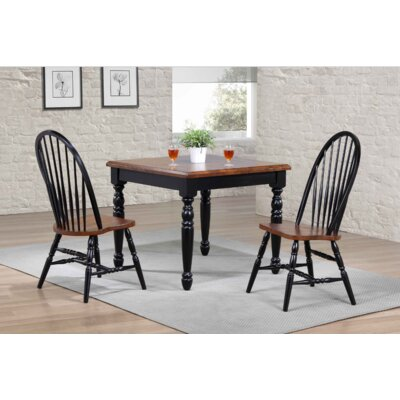 Farmhouse 3 Piece Dining Set