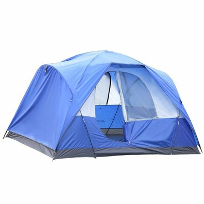 Semoo Water Resistant 5 Person Tent with Carry Bag