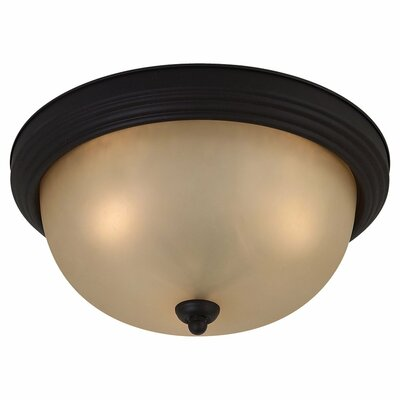 Barbara 3-Light Flush Mount