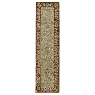 Mary Beryl Floral Area Rug Rug Size: Runner 26 x 10