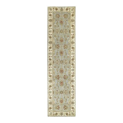 Mary Spa Floral Area Rug Rug Size: Runner 26 x 10