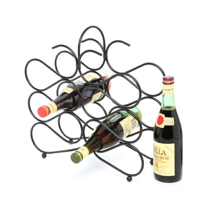 Jessica 12 Bottle Tabletop Wine Rack