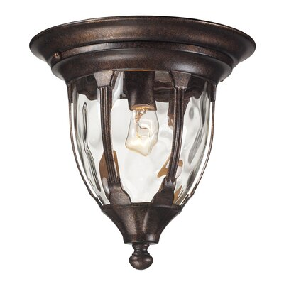 Amy 1-Light Flush Mount