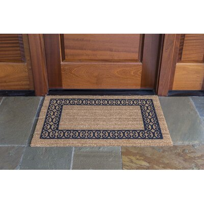 Frances Charleston Border Doormat